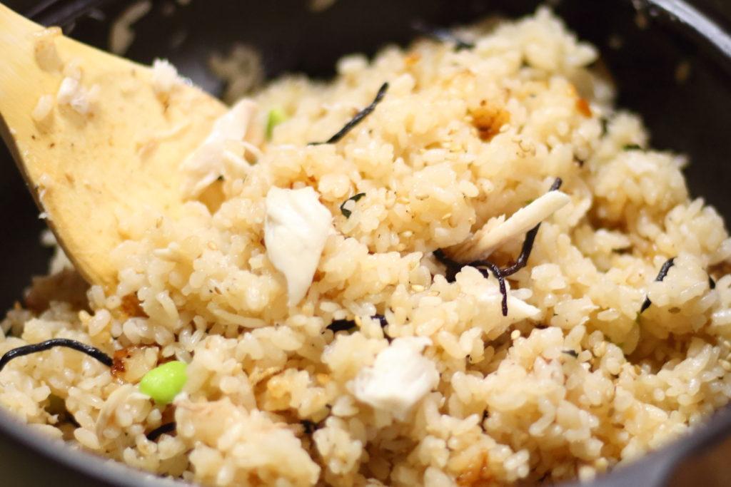 壱岐島の郷土料理・鯛めし作り体験